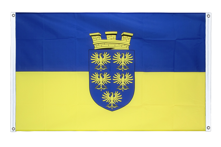 Banner Flag Lower Austria - 3x5 ft (90x150 cm), landscape