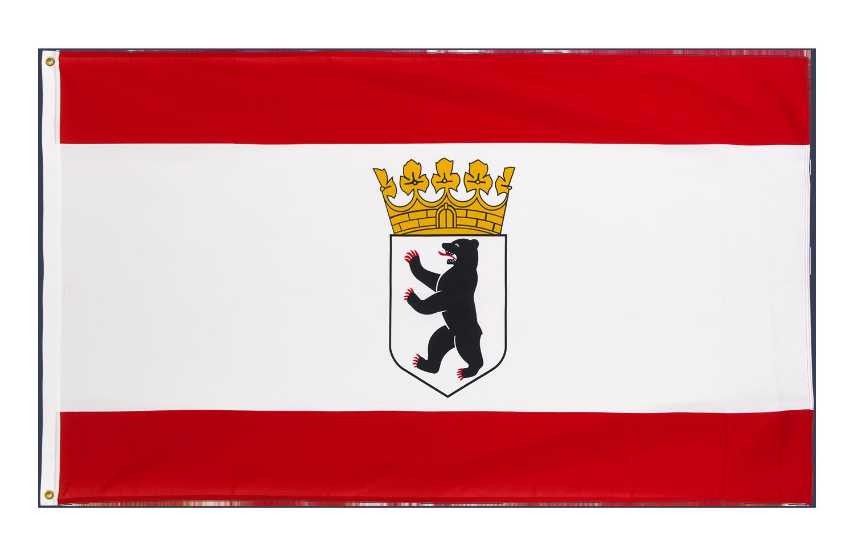 drapeau de qualit u00e9   berlin - 90 x 150 cm cv