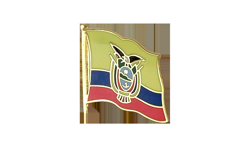 Flag Lapel Pin Ecuador RoyalFlags - Ecuador flags