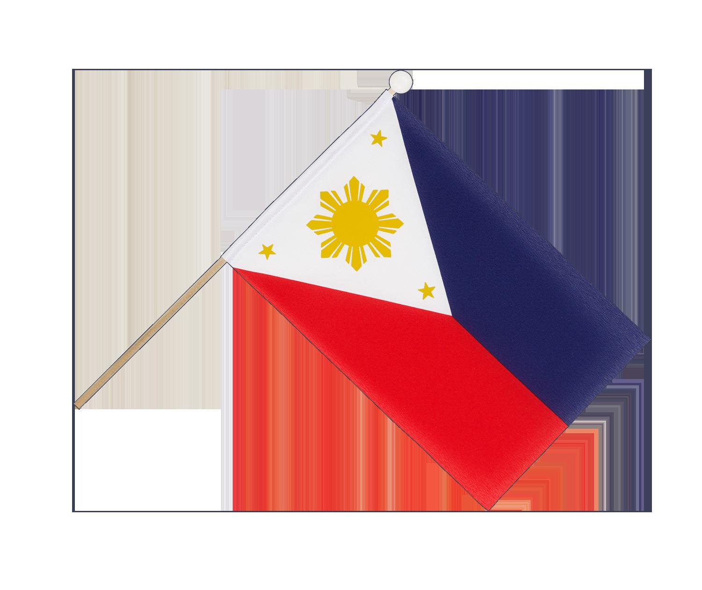 Football Rugs St George Flag Kids: Mini Hand Waving Flag Philippines
