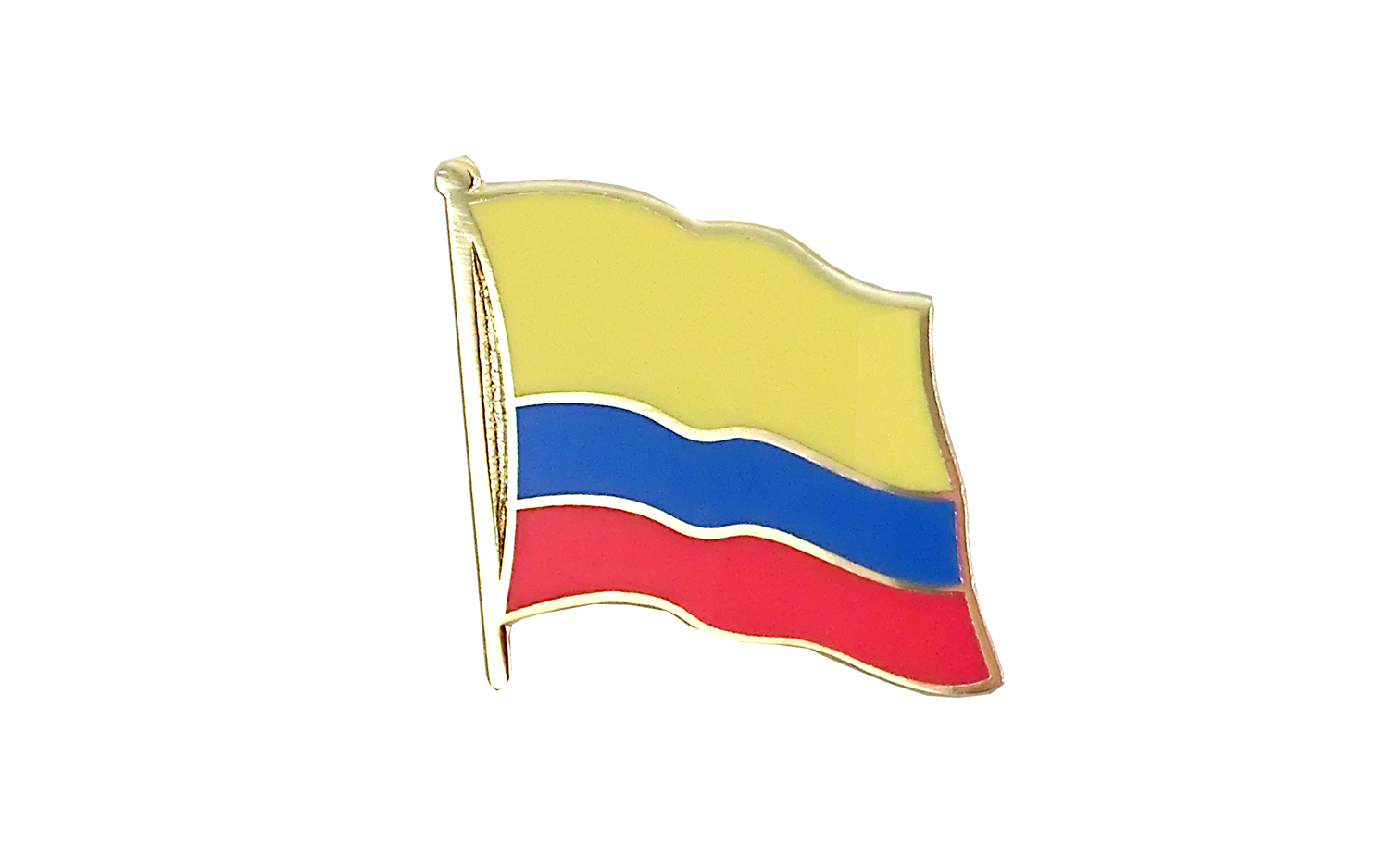 Marvelous Colombia   Flag Lapel Pin