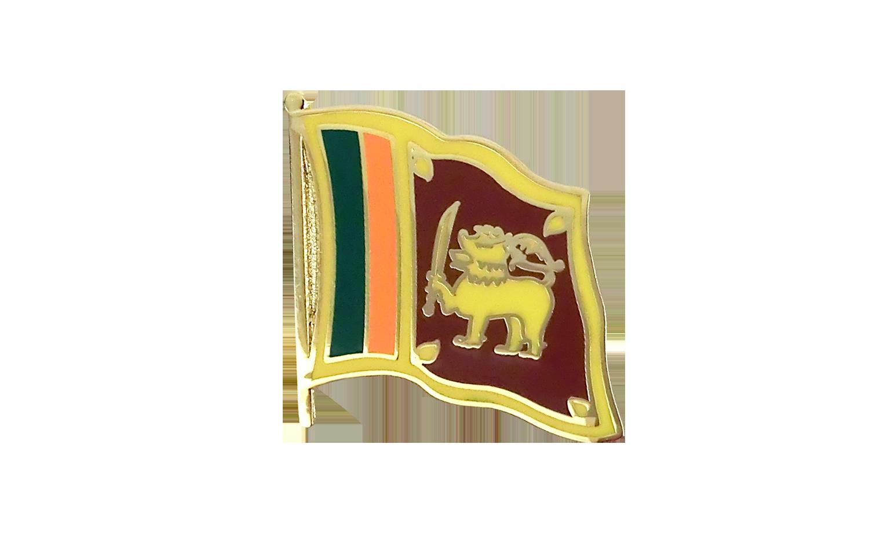Flag Lapel Pin Sri Lanka - Royal-Flags