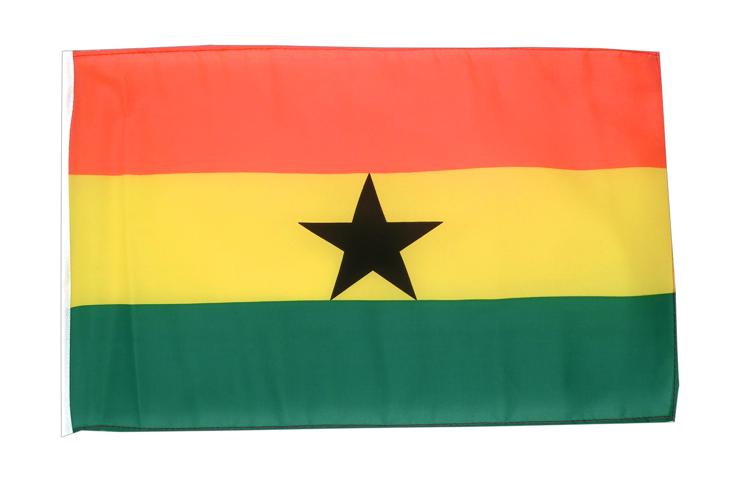 kleine ghana flagge 30 x 45 cm flaggenplatz. Black Bedroom Furniture Sets. Home Design Ideas