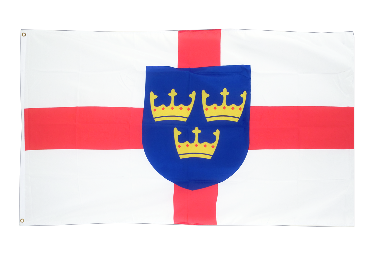 Fahne Isle of Wight Hissflagge 90 x 150 cm Flagge