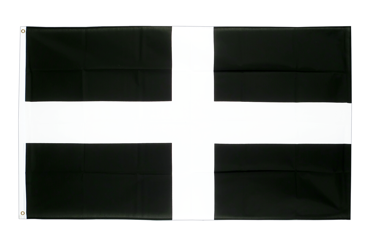 St Piran's Cross, Flag of Cormwall