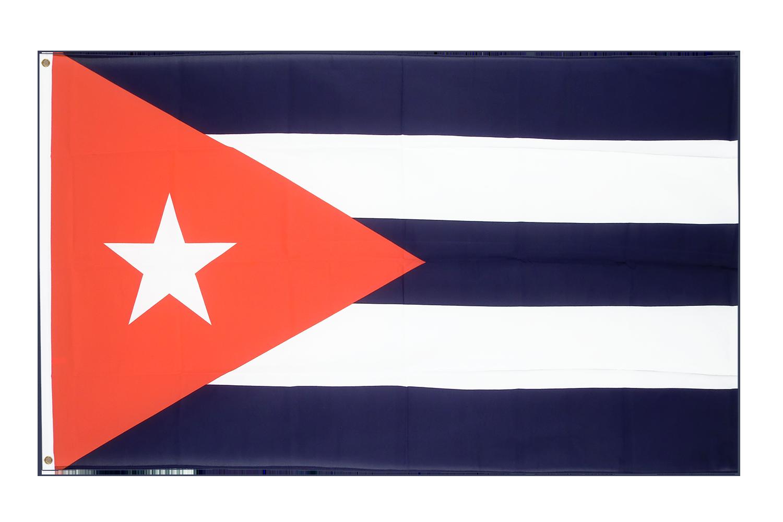 Kuba flagge kaufen 90 x 150 cm Kuba dekoration