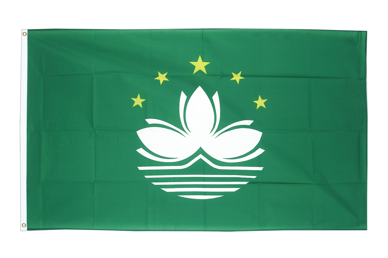 Macau Flagge