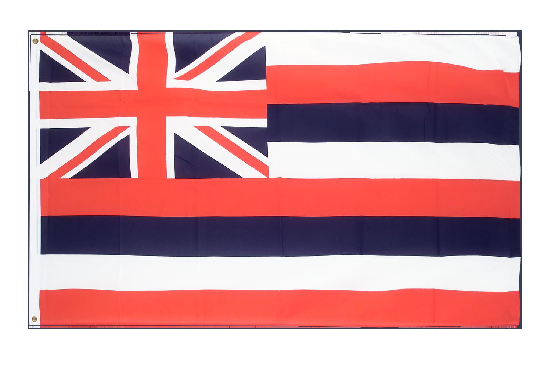hawaii flagge kaufen 90 x 150 cm flaggenplatz online shop. Black Bedroom Furniture Sets. Home Design Ideas