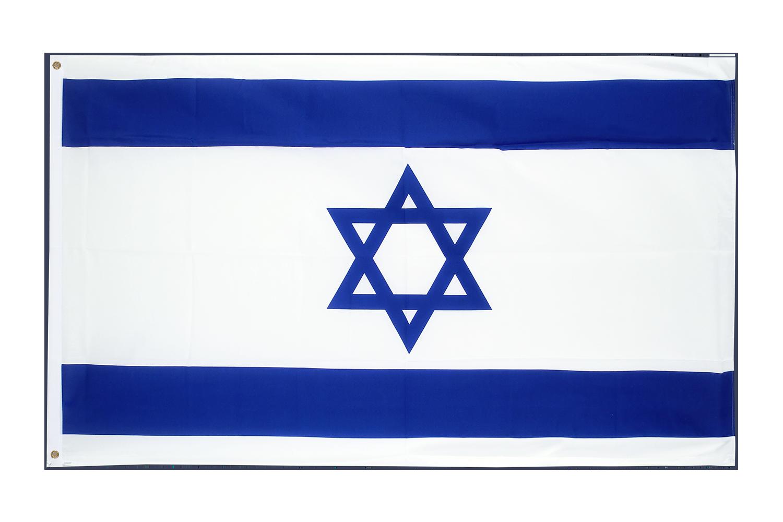 Drapeau pas cher israel 60 x 90 cm monsieur des drapeaux for Drapeau publicitaire exterieur pas cher