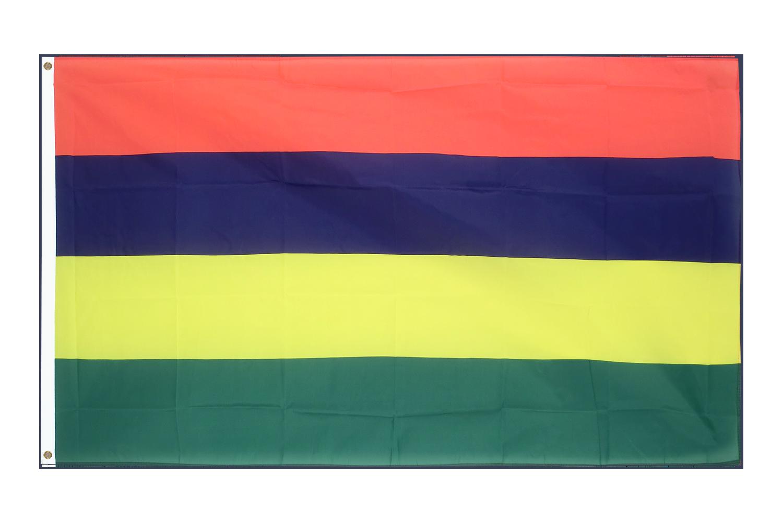 drapeau pas cher les maurice 60 x 90 cm monsieur des drapeaux. Black Bedroom Furniture Sets. Home Design Ideas