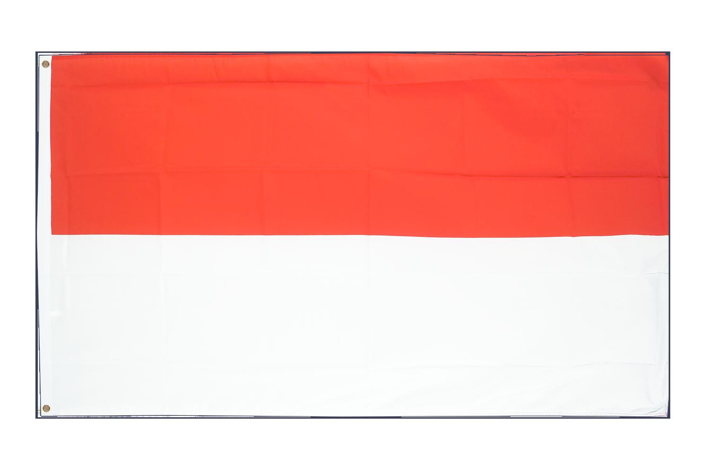 Drapeau pas cher monaco 60 x 90 cm monsieur des drapeaux for Drapeau publicitaire exterieur pas cher