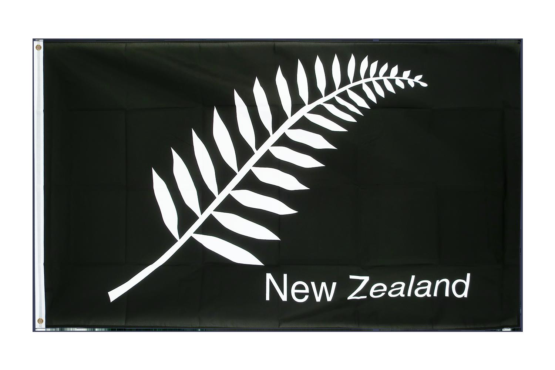 neuseeland feder flagge 60 x 90 cm. Black Bedroom Furniture Sets. Home Design Ideas