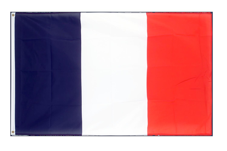grand drapeau fran u00e7ais - 150 x 250 cm