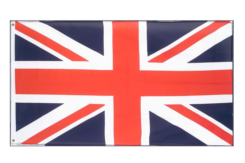 grand drapeau anglais - 150 x 250 cm