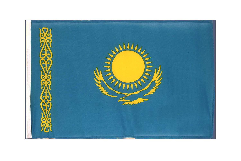 Kazakhstan - 12x18 in Flag