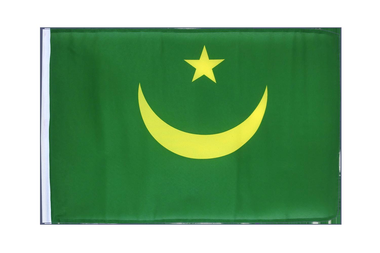 Fahne Tuindecoratie Flagge Mauretanien 30 x 45 cm