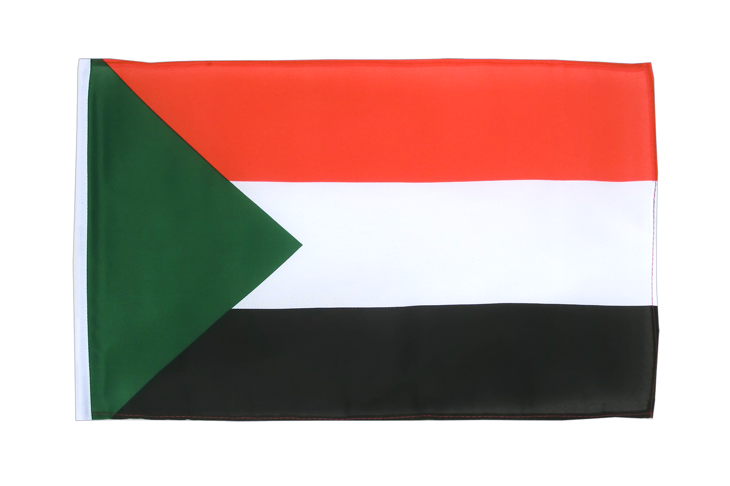 kleine sudan flagge 30 x 45 cm flaggenplatz. Black Bedroom Furniture Sets. Home Design Ideas