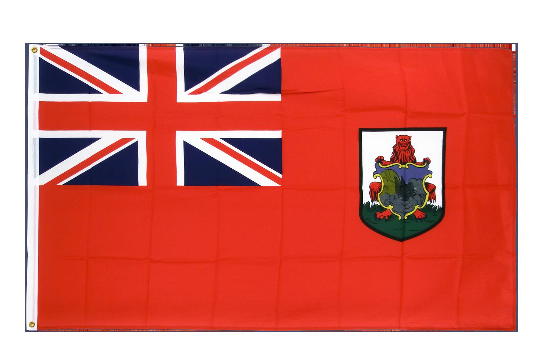 drapeau de qualit u00e9   bermudes - 90 x 150 cm cv