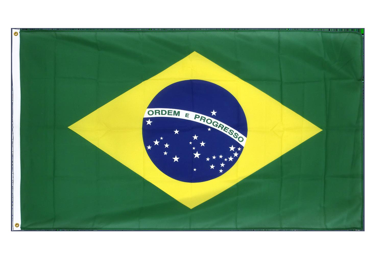 drapeau de qualit u00e9   br u00e9sil - 90 x 150 cm cv