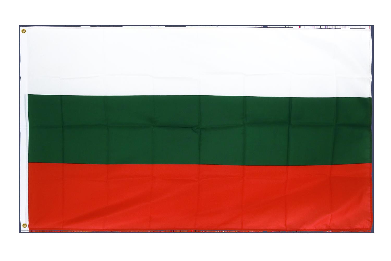 drapeau de qualit u00e9   bulgarie - 90 x 150 cm cv