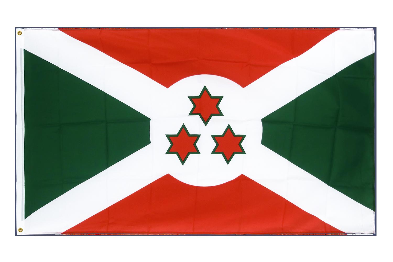 drapeau de qualit u00e9   burundi - 90 x 150 cm cv