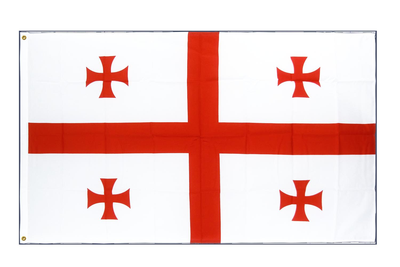 drapeau de qualit u00e9   g u00e9orgie - 90 x 150 cm cv