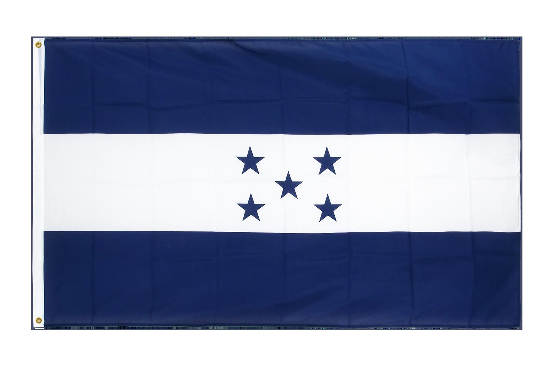 drapeau de qualit u00e9   honduras - 90 x 150 cm cv