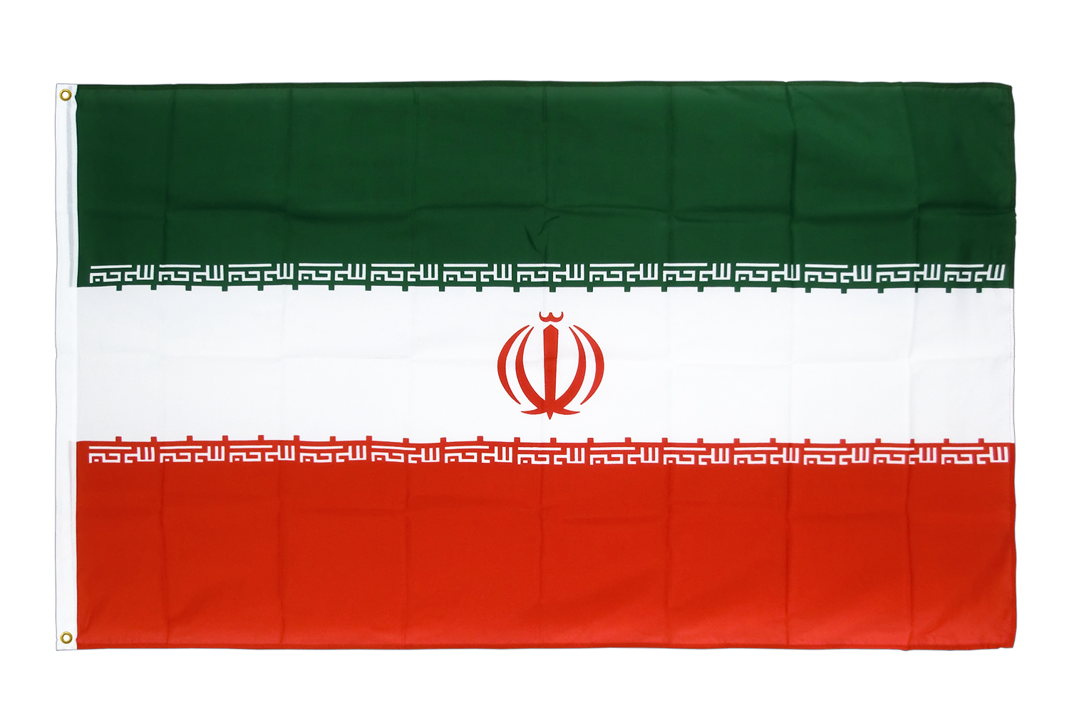 premium flag iran - 3x5 ft cv