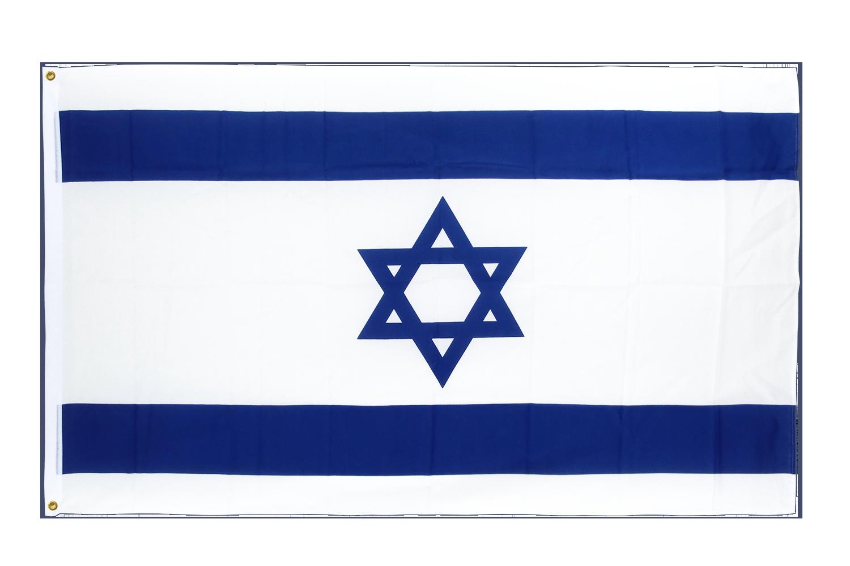 drapeau de qualit u00e9   israel - 90 x 150 cm cv