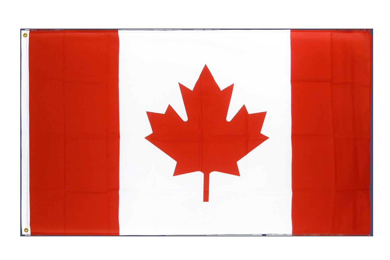 drapeau de qualit u00e9   canada - 90 x 150 cm cv