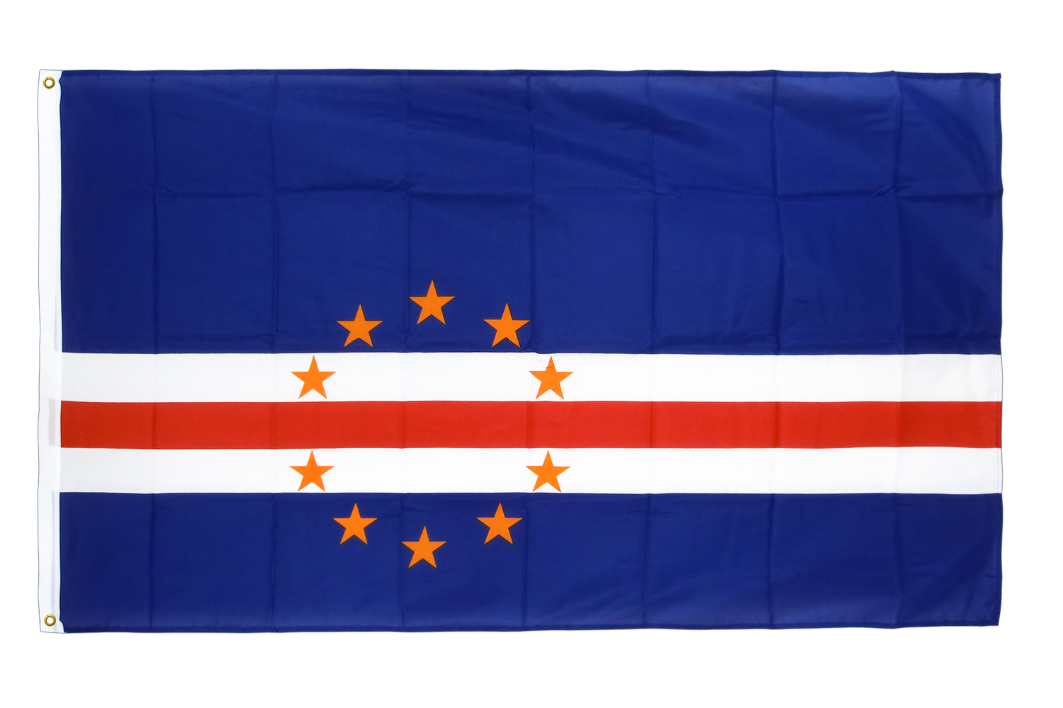 premium flag cape verde - 3x5 ft cv