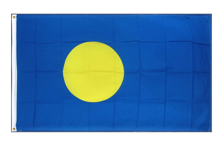 drapeau de qualit u00e9   palaos - 90 x 150 cm cv