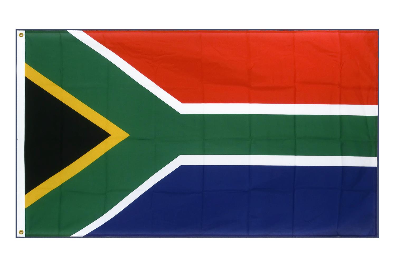 drapeau de qualit u00e9   afrique du sud - 90 x 150 cm cv