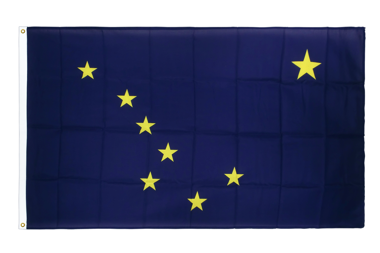 drapeau de qualit u00e9   alaska - 90 x 150 cm cv