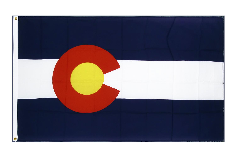 drapeau de qualit u00e9   colorado - 90 x 150 cm cv