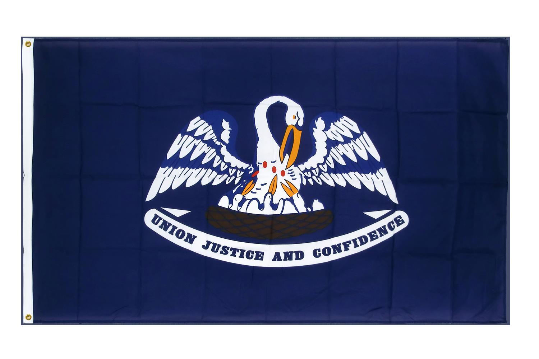 drapeau de qualit u00e9   louisiane