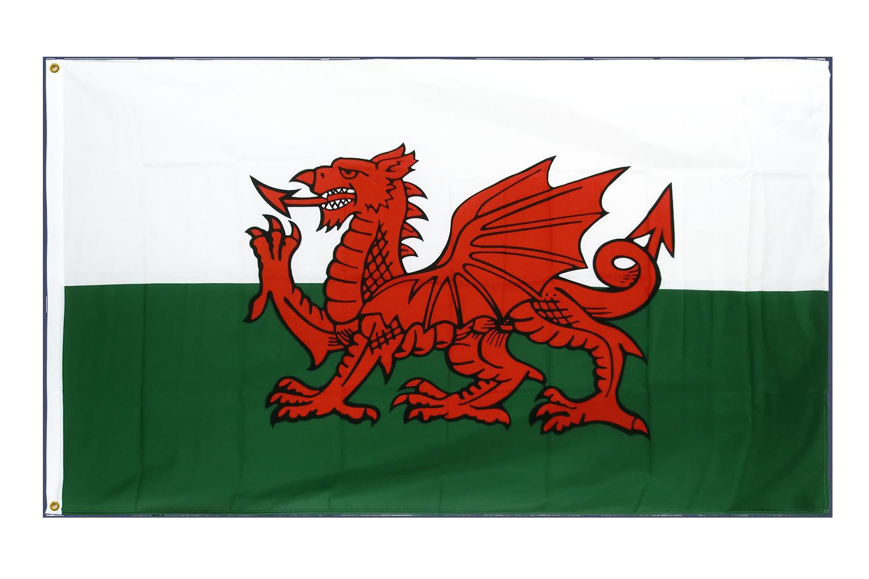 drapeau de qualit u00e9   pays de galles - 90 x 150 cm cv