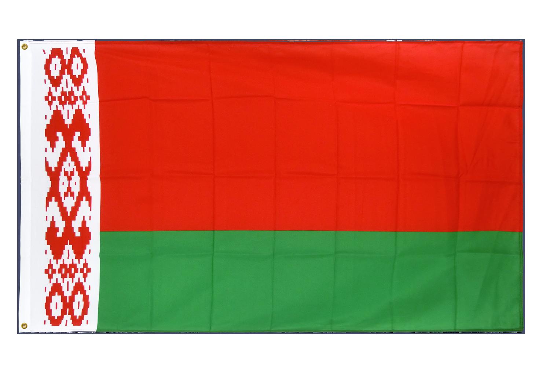 drapeau de qualit u00e9   bi u00e9lorussie - 90 x 150 cm cv