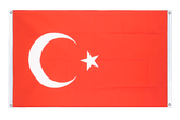Turkey Grommet Banner Flag - 3x5 ft, landscape