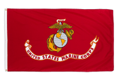 USA US Marine Corps Flag - 3x5 ft CV