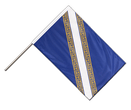 Stockflagge PRO Champagne Ardenne - 60 x 90 cm