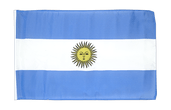 Small Argentina Flag - 12x18""