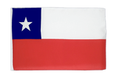 Small Chile Flag - 12x18""