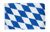 Small Bavaria without crest Flag - 12x18""