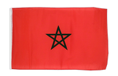 Small Morocco Flag - 12x18""