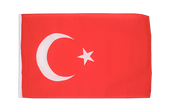Small Turkey Flag - 12x18""