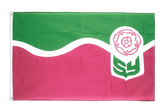 Flagge South Yorkshire - 90 x 150 cm