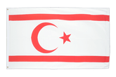 North Cyprus Flag - 3x5 ft