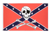 USA Southern United States pirate Flag - 3x5 ft