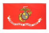 US Marine Corps Flag - 3x5 ft